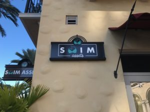 Swim Assets Custom Exterior Sign
